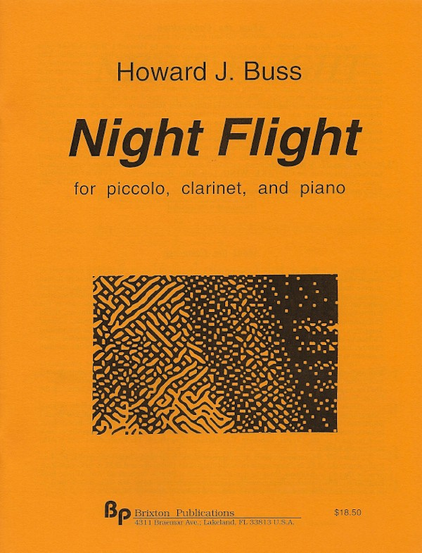 Buss, HJ :: Night Flight