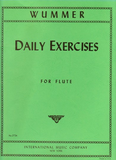 Wummer, J :: Daily Exercises