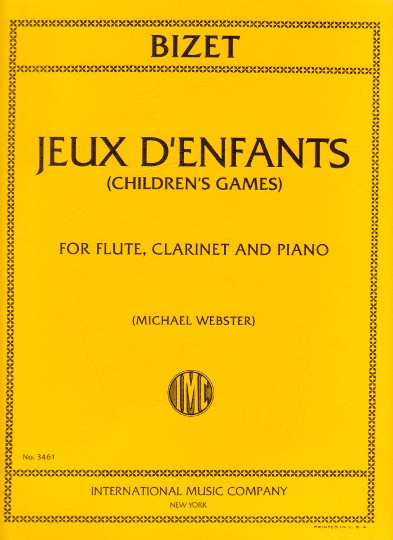 Bizet, G :: Jeux d'Enfants [Children's Games]