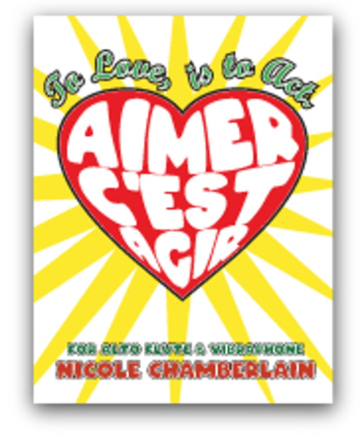 Chamberlain, N :: Aimer, c'est agir [To Love is to Act]