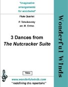 Tchaikovsky, P :: 3 Dances (Nutcracker Suite)