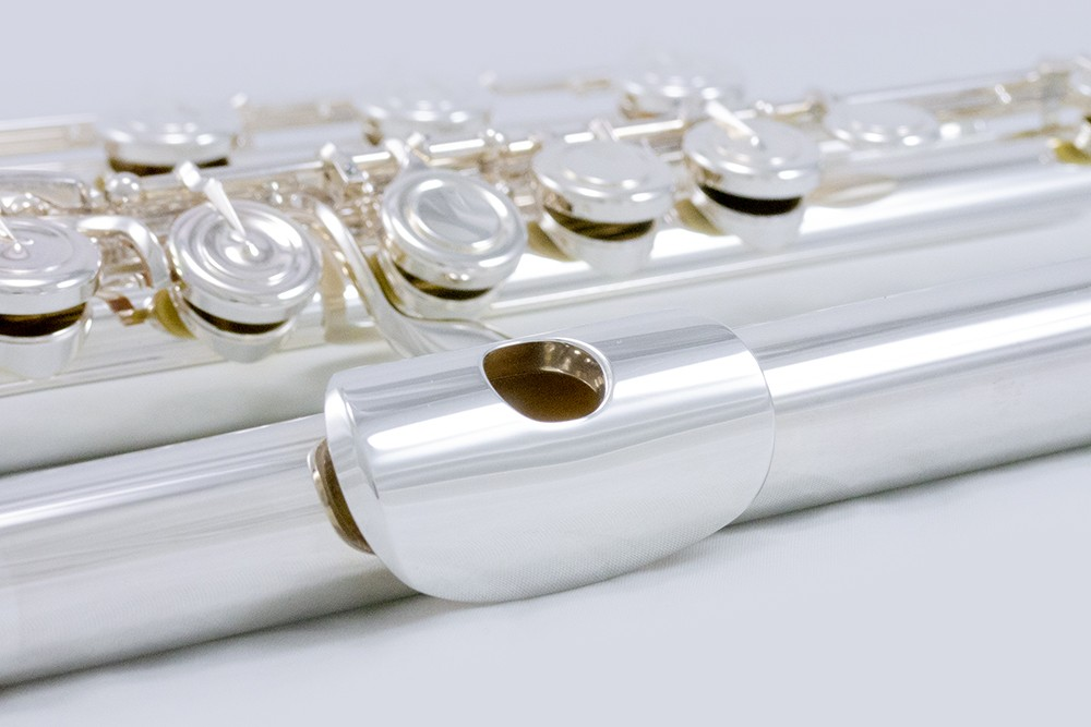 Altus Flute D'Amore in the key of A - 1009SBEO-A
