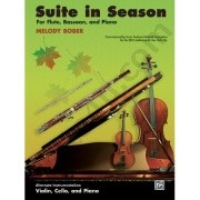 Bober, Melody :: Suite in Season