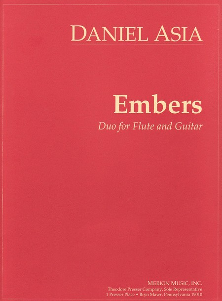 Asia, D :: Embers