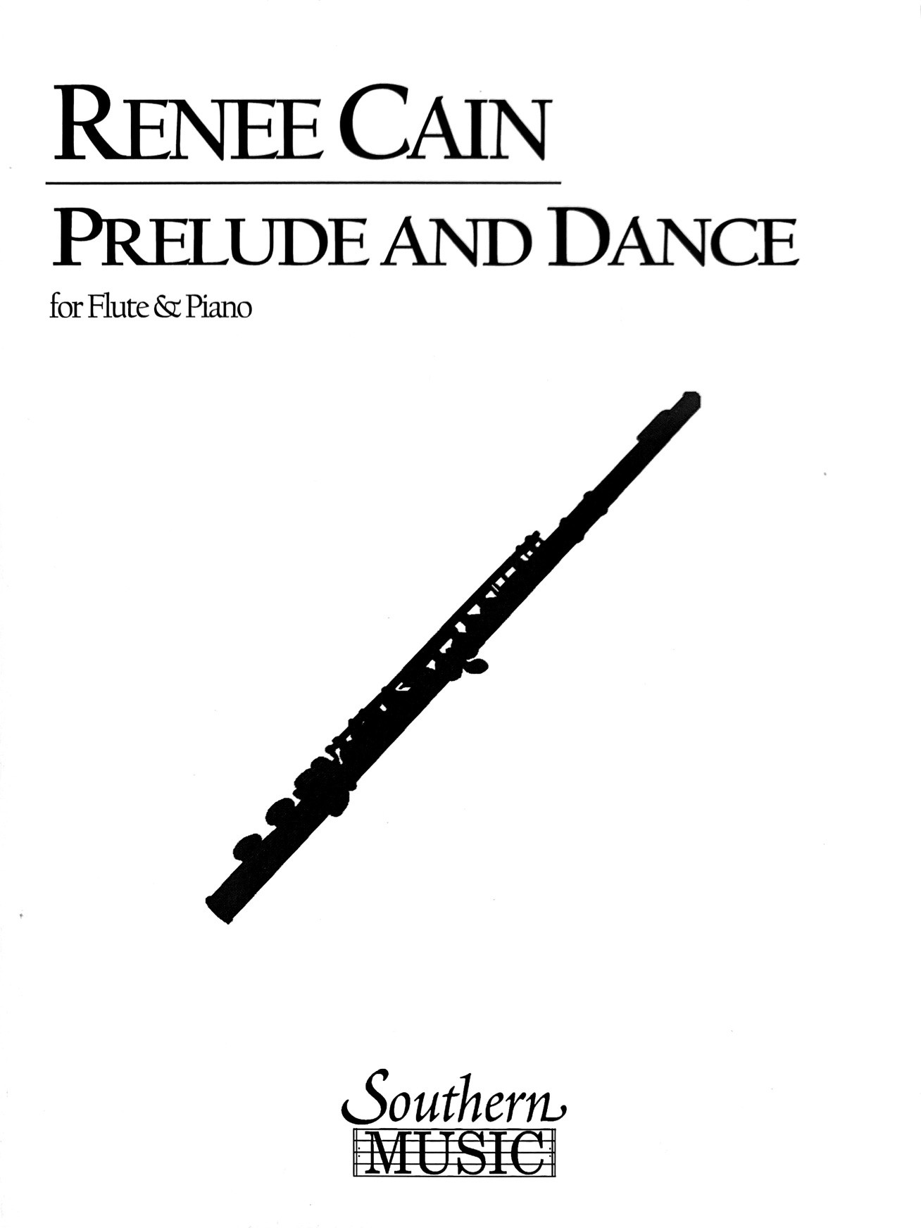 Cain, R :: Prelude and Dance