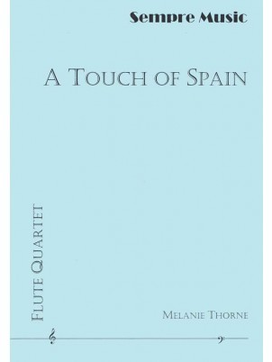 Thorne, M :: A Touch of Spain