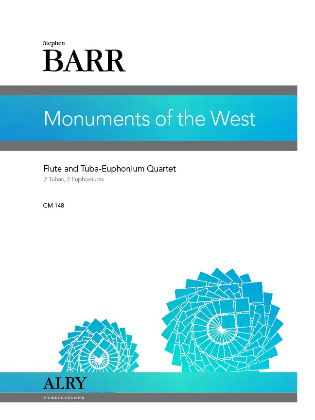 Barr, S :: Monuments of the West