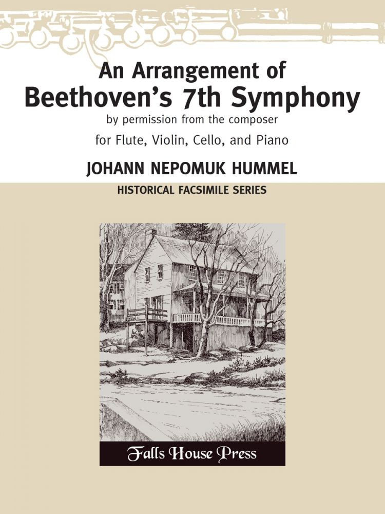 Beethoven, L :: An Arrangement of Beethoven's 7th Symphony