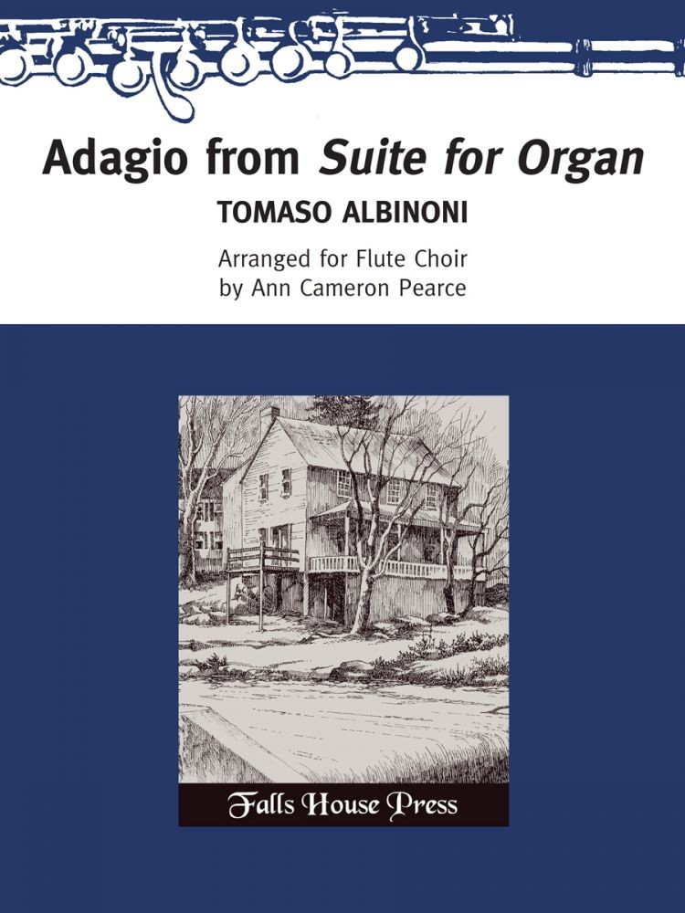 Albinoni, T :: Adagio from Suite for Organ