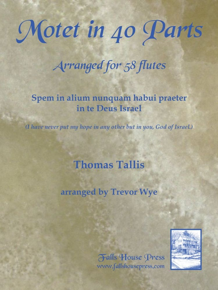 Tallis, T :: Motet in 40 Parts