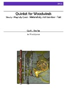 Derfler, C :: Quintet for Woodwinds