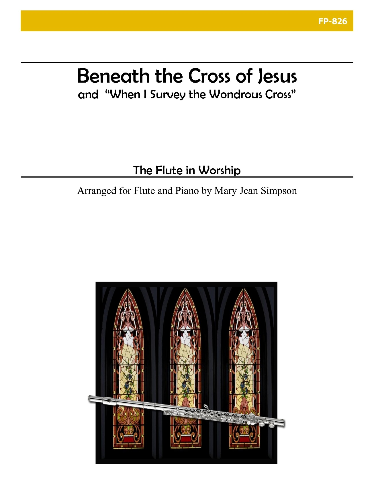 Maker, FC; Mason, L :: Beaneath the Cross of Jesus | When I Survey the Wondrous Cross