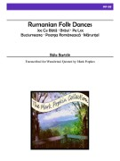 Bartok, B :: Rumanian Folk Dances