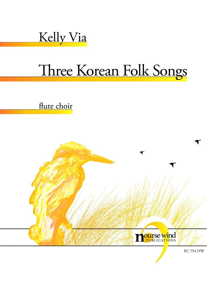 Traditional :: Three Korean Folk Songs