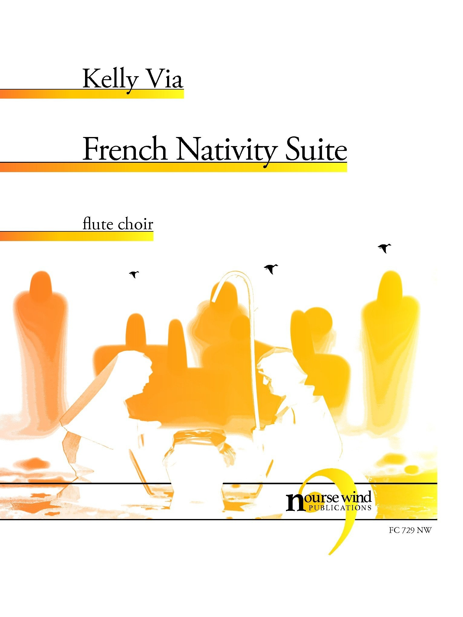 Traditional :: French Nativity Suite