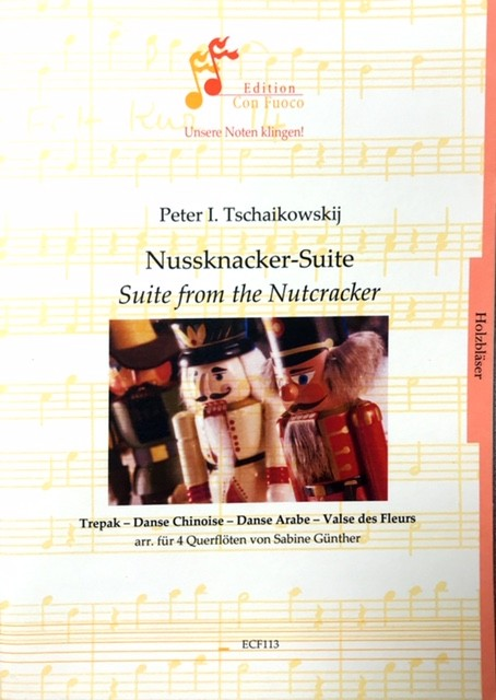 Tchaikovsky, PI :: Nussknacker-Suite [Suite from the Nutcracker]