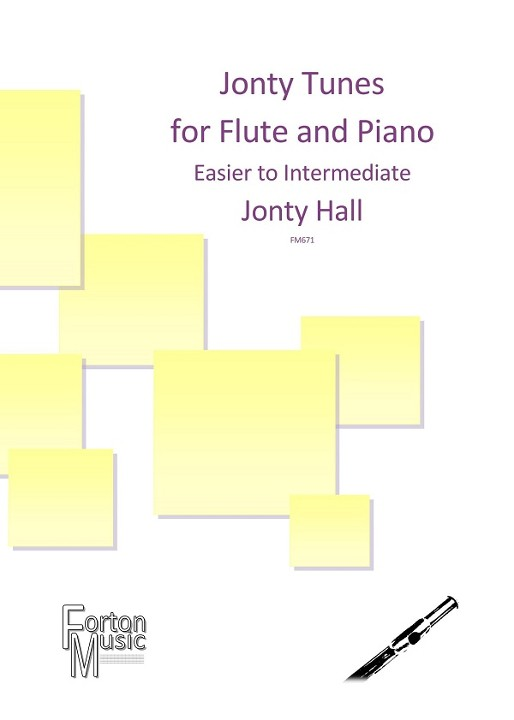 Hall, J :: Jonty Tunes - Easy to Intermediate