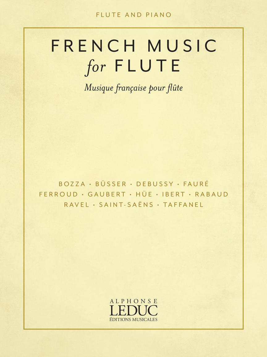 Various :: French Music for Flute