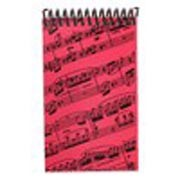Mini Spiral Notepad - Fur Elise