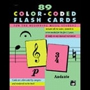 Color-coded Flashcards