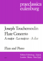 Touchemoulin, J :: Flute Concerto in A major