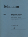 Telemann, GP :: Methodische Sonaten fur Flote oder Violine und Continuo - Band 1 [Methodical Sonatas for Flute or Violin and Continuo - Volume 1]