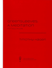 Hagen, T :: Greensleeves: A Meditation