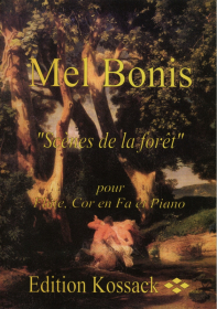 Bonis, M :: 'Scenes de la foret' [Scenes of the Forest]