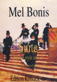 Bonis, M :: Suite dans le style ancien [Suite in the Old Style]