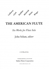 Various :: The American Flute