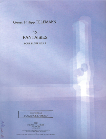 Telemann, GP :: 12 Fantaisies