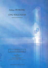 Petronio, A :: Cinq Soliloques [Five Soliloquies]