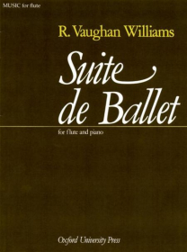Vaughan Williams, R :: Suite de Ballet