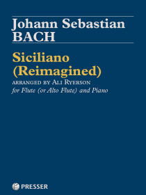 Bach, JS :: Siciliano (Reimagined)