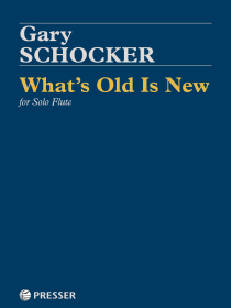 Schocker, G :: What's Old Is New