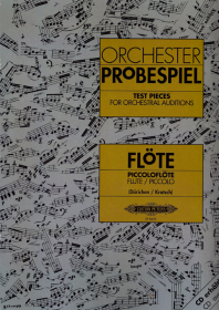 Various :: Orchester Probespiel [Test Pieces for Orchestral Auditions]