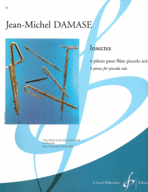 Damase, J-M :: Insectes [Insects]
