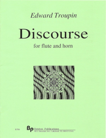 Troupin, E :: Discourse