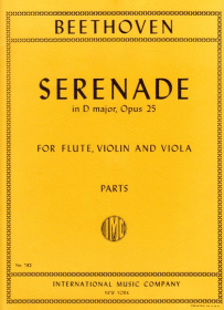 Beethoven, L :: Serenade in D major, op. 25