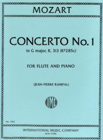 Mozart, WA :: Concerto No. 1 in G major, K. 313