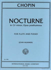 Chopin, F :: Nocturne in C# minor, Opus posthumous