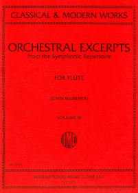 Various :: Orchestral Excerpts - Volume IV