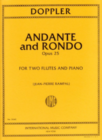 Doppler, F :: Andante and Rondo op. 25