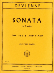 Devienne, F :: Sonata in F Major