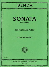 Benda, F :: Sonata in C Major