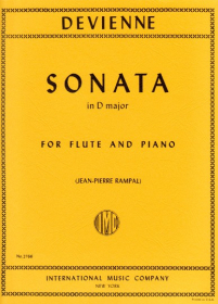 Devienne, F :: Sonata in D major