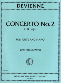 Devienne, F :: Concerto No. 2 in D Major