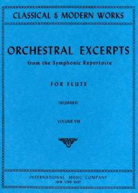 Various :: Orchestral Excerpts - Volume VIII