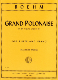 Boehm, T :: Grand Polonaise in D major, op. 16