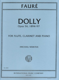 Faure, G :: Dolly op. 56